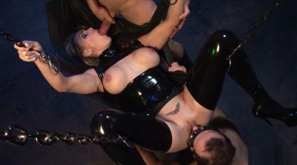 Tanya Tate - Caged Sex Slaves