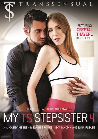 Melanie Brooks, Crystal Thayer, Angelina Please, Casey Kisses, Eva Maxim - My TS Stepsister 4 (Split Scene)  (Trans/FullHD/2020)