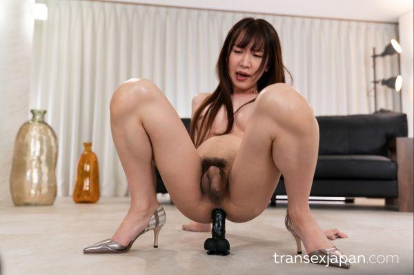 Serina Tachibana -  Anal Dildo Masturbation (27.11.2020) [FullHD 1080p] (TransJapan)