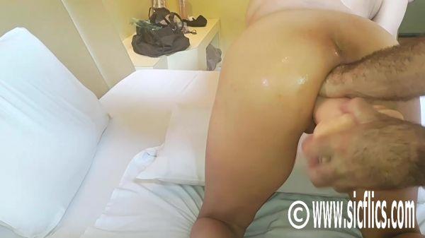 Queen Maria  - Stretching Marias greedy ass (19.12.2020) [FullHD 1080p] (Sicflics)