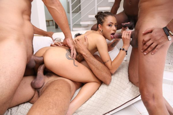 LegalP0rno: Polly Petrova - Polly Petrova gets her first triple anal (TAP) with DP, DAP & Triple Penetration YE040 (HD/720p)