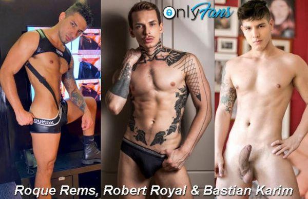 OF - Robert Royal, Bastian Karim & Roque Rems