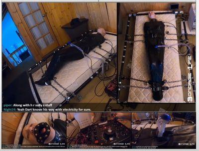 Sleepsack Suffering Rachel Greyhound 12/21/2020