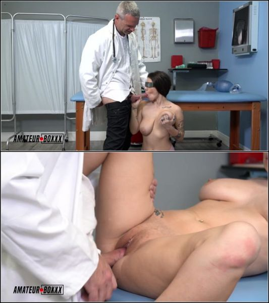 Indica Flower  - Dr Gives Fake Breast Exam, Mesmerizes Patient  (UltraHD/4K/2160p)