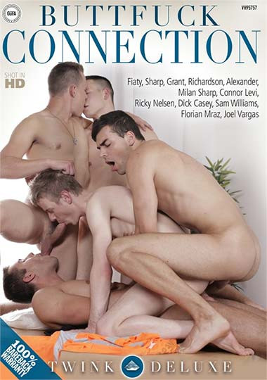 Twink Deluxe - Buttfuck Connection