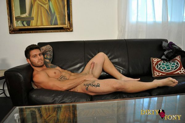 DirtyTony - Winston Jessop Casting Couch
