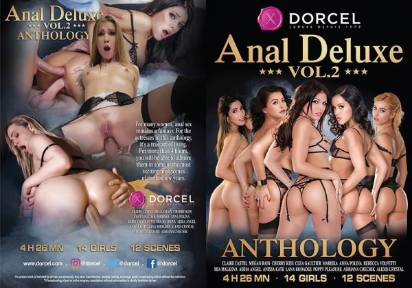 Anal Deluxe Anthology 2 (2020) 1080p