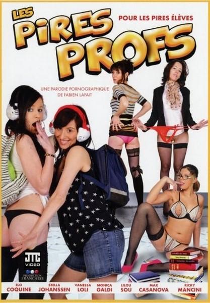 Les Pires Profs / Slutty Teachers (Year 2013)