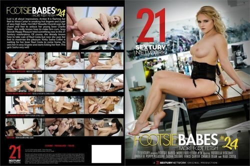 Footsie Babes - More Foot Fetish 24 (2020)