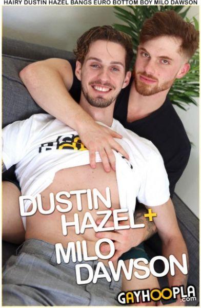 GH - Hairy Dustin Hazel Bangs Euro Bottom Boy Milo Dawson