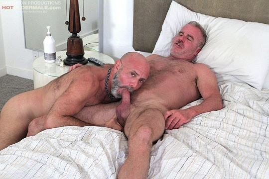 HOM - Nick uses Dale's Daddy Hole - Dale Savage & Nick Maduro