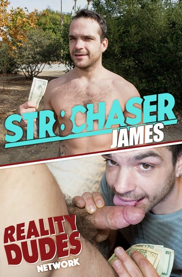 RD - Str8Chaser - James - Hot, Buff, Scruffy & Stranded
