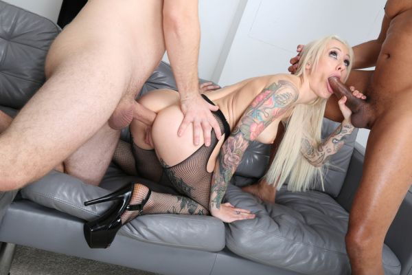 Ivy Maddox - My first DP, Ivy Maddox Balls Deep Anal, DP, Gapes, almost Buttrose and Swallow GL369 [HD 720p] (LegalP0rno)
