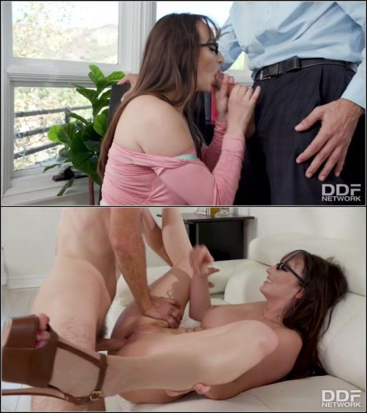 Lexi Luna  - Masturbation Fantasy Becomes Reality During Online Meeting (08.01.2021)  (HD 720p) [08.01.2021]