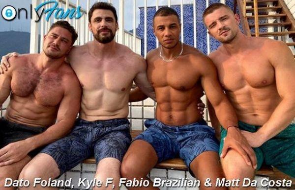 OF - Fabio Brazilian, Matt Da Costa, Dato Foland & Kyle F