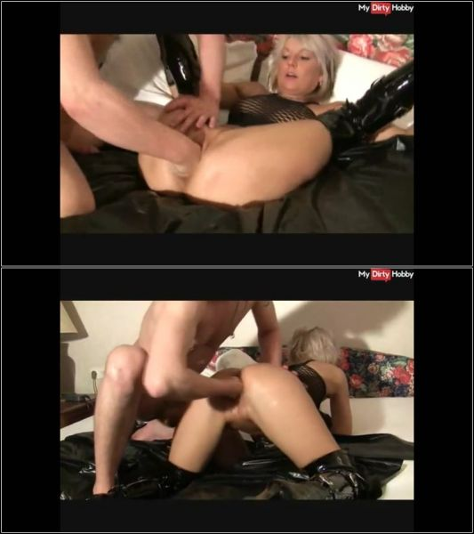 nightkiss66 - So fing alles an! Fisting! [FullHD 1080p] (MDH)