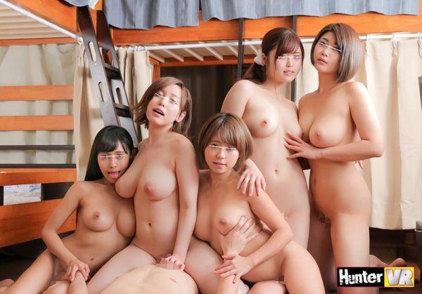 HUNVR-077 G - VR Japanese Porn