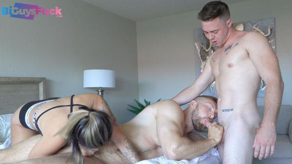 BiGF - Bryce Beckett, Mason Skyy and Meghan Taylor