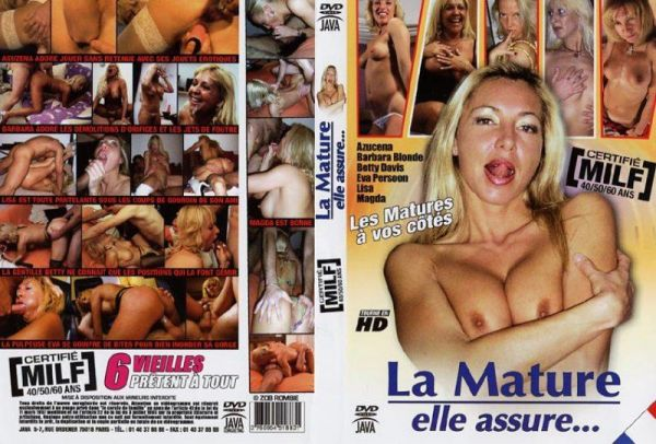 La Mature elle assure ... / Mature is a quality guarantee 1 (Year 2009)