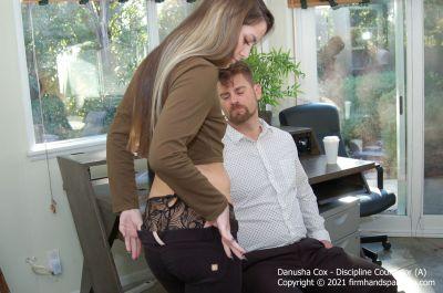 FirmHandSpanking - Danusha Cox - Discipline Counselor - A