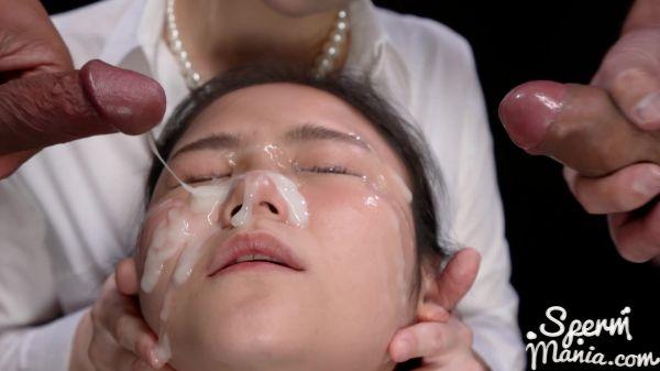Bukkake - Miku Aida & An Hayase's Sticky Bukkake Facial (12.02.2021) with Miku Aida, An Hayase (FullHD/1080p) [2021]