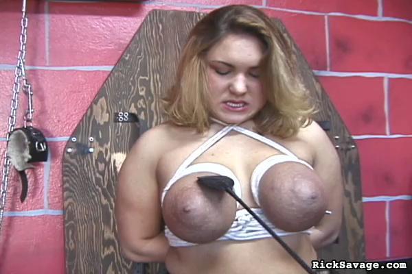 Young asian girl spank