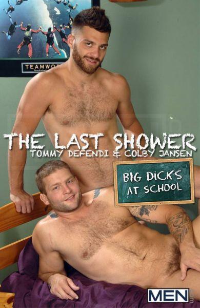 MN - BigDicksAtSchool - The Last Shower - Tommy Defendi & Colby Jansen