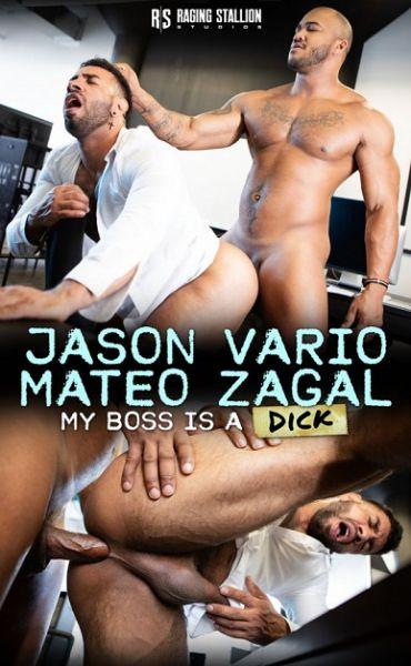 RS - My Boss Is a Dick - Jason Vario & Mateo Zagal