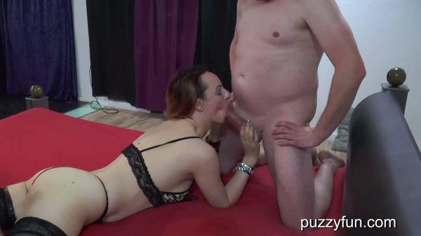 Gundula  - Gundula is just a perverted three-hole slut (26.01.2021) [FullHD 1080p] (Puzzyfun)
