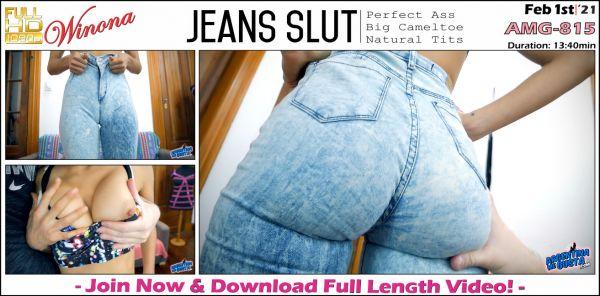 Argentinamegusta: Winona - Jeans Slut - AMG-815 (01.02.2021) (FullHD/1080p)