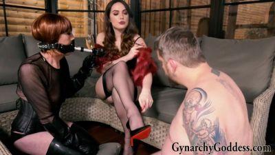Goddess Gynarchy – Amusing The Baroness