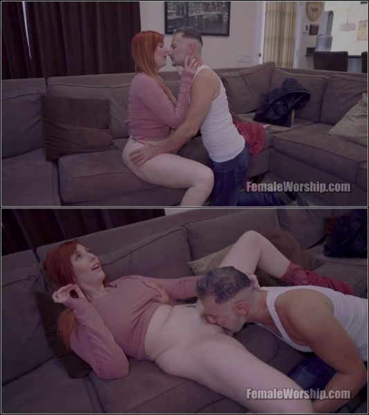 Lauren Phillips  - Female Worship - It's Time To Service Me (FullHD 1080p) [2021]