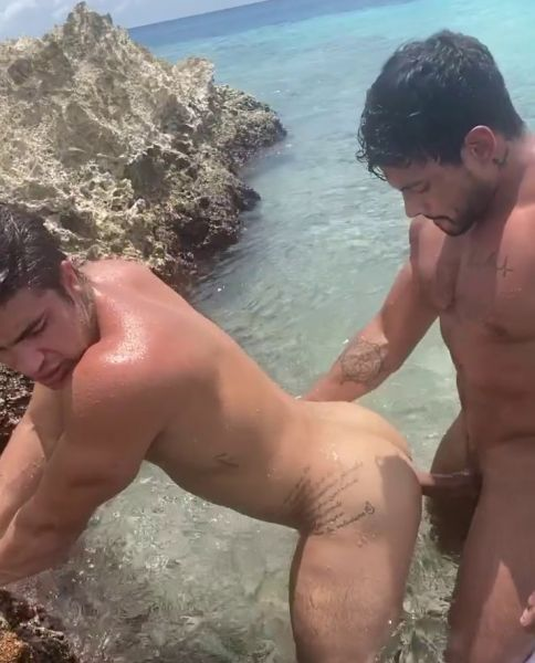 OF - Alejo Ospina - Sex in the Sea