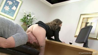 Clubstiletto – You are your Female Boss's Ass LICKER – Mistress T