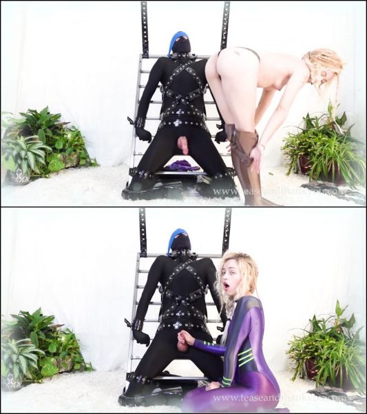 TeaseAndThankYou - Leohex Perfect (15.01.2021)   with Emerald  (FullHD/1080p) [2021]