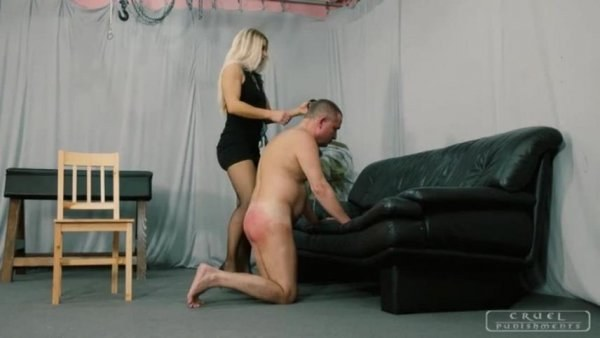Cruel Punishment - Zita's mean trick