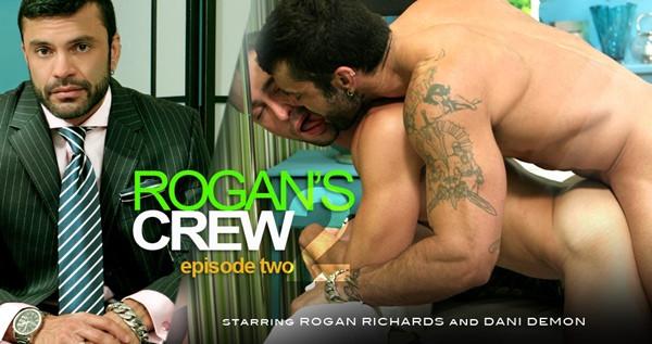 MAP - Rogan's Crew Episode 2 - Rogan Richards & Dani Demon