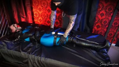 Shiny Bound – The Pleasure Prisoner