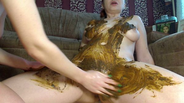 Dirty Barbara – Extreme Scat Pussy Fisting