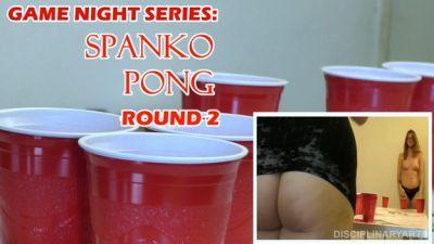 DisciplinaryArts – Spanko Pong Rd 2: Y Vs L