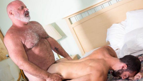 ML - Handled By The Daddy Bear - Stephen Harte & Tony DaRimma