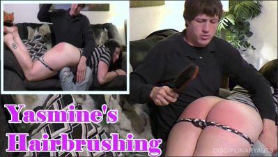 Disciplinary Arts – Yasmine's Hairbrushing