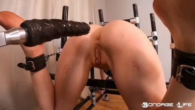 Bondage Life – Stuck And Fucked Rachel Greyhound