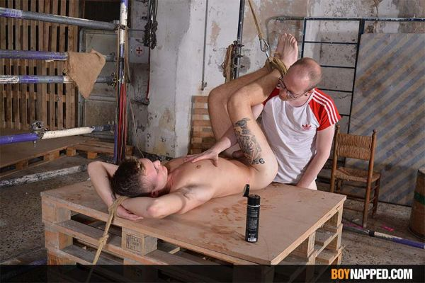 BN - Sean Gives Gorgeous Oliver A Lesson - Part 2