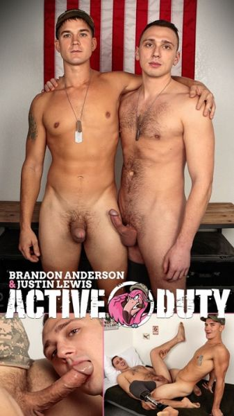 AD - Brandon Fucks Justin