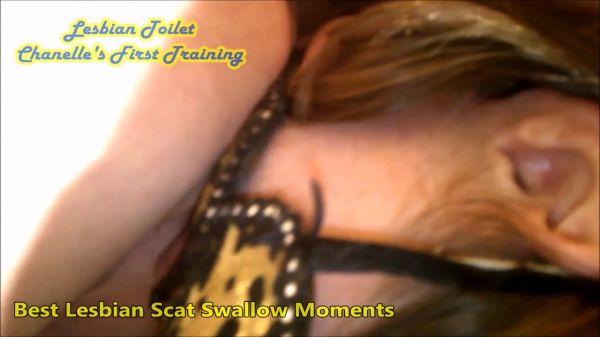 GoddessTempest  – Best Lesbian Scat Swallow Moments