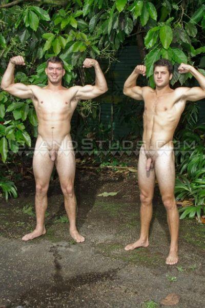 IS - Duo - Derek and Tony