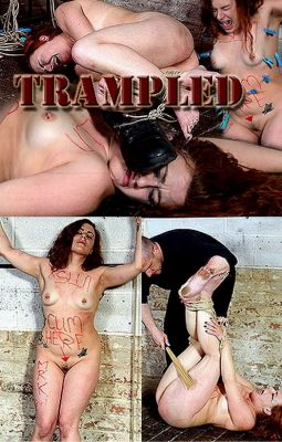 Slavegirl Isabel Dean – Trampled – REMASTERED