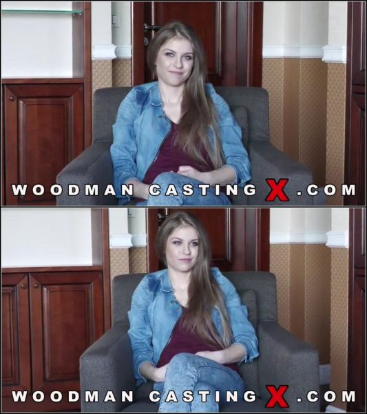 Bonnie Dolce  - A hungarian girl, Bonnie Dolce has an audition with Pierre Woodman  (HD 720p) [2021]