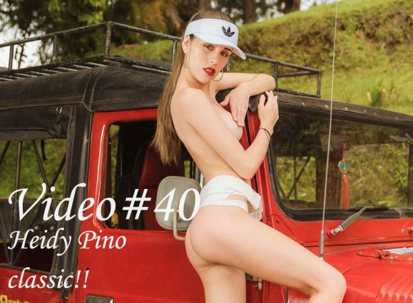 George-Models Heidy Pino video 40